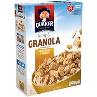 Natural Granola Simply Granola Oats, Honey & Almonds Cereal