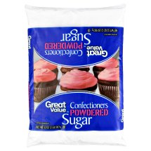 Great Value Confectioners Powdered Sugar, 32 oz