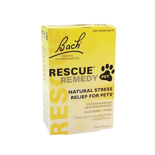 Bach Rescue Remedy for Pets, Dropper
