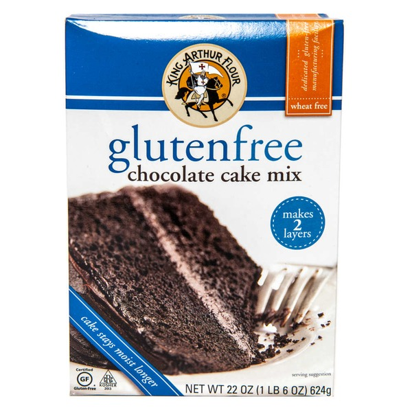 King Arthur Flour Chocolate Gluten Free Cake Mix
