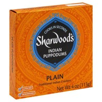 Sharwood's Indian Puppodums Plain