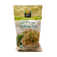 365 Organics Organic Traditional Stuffing Mix With Chicken Flavor