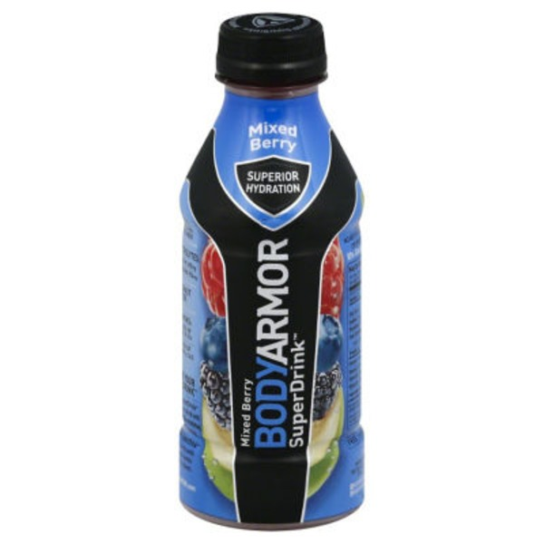BODYARMOR Super Drink Mixed Berry