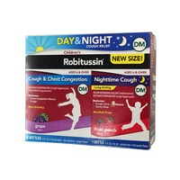 Robitussin Children's Night & Day Cough Relief DM