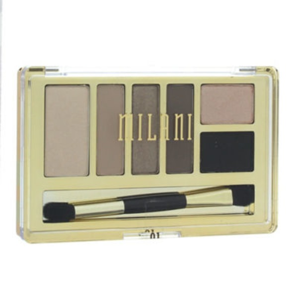 Milani Eyeshadow Collection, Must Have Naturals 01