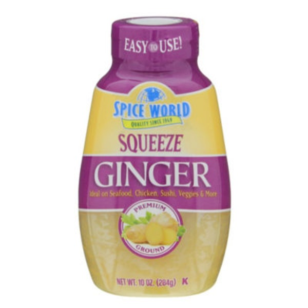 Spice World Squeeze Ginger