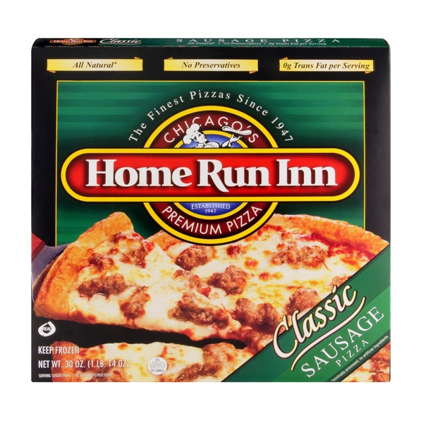 Home Run Inn Classic Sausage Pizza
