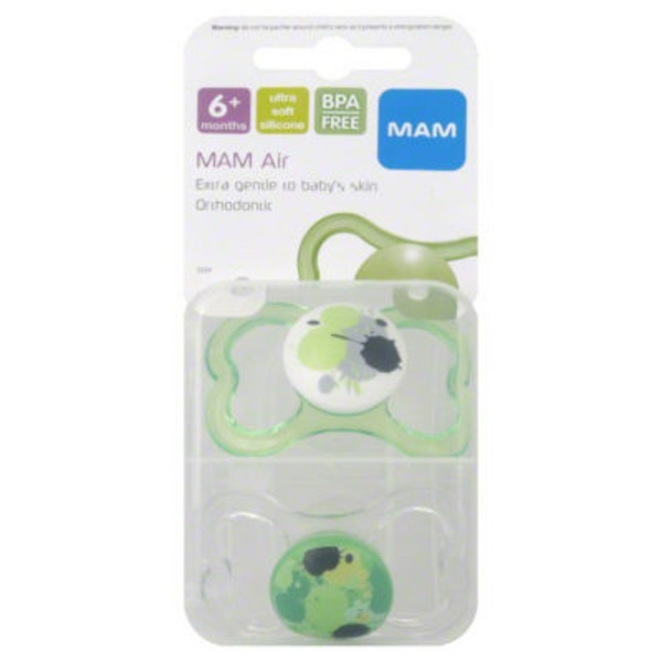 Mam Air Silicone Pacifier