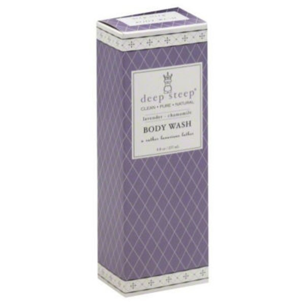 Deep Steep Lavender Chamomile Body Wash