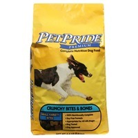 Petes Pride Complete Nutrition Dog Food