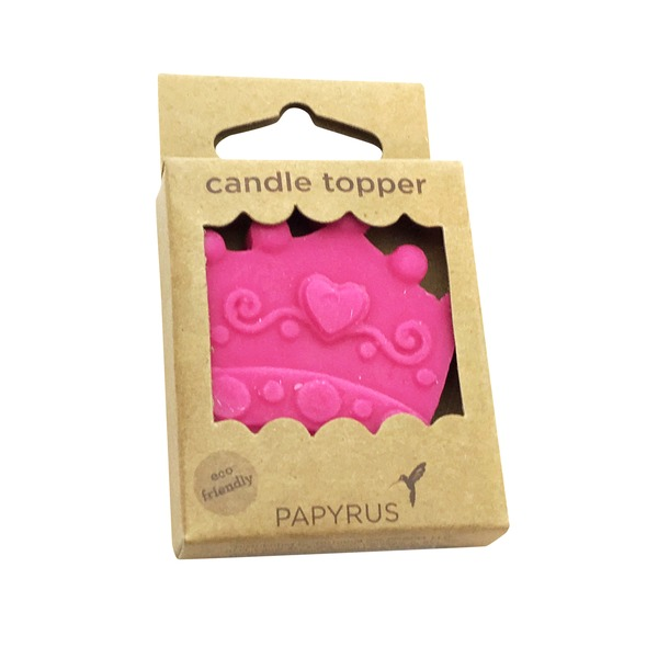 Papyrus Eco Topper Crown Candle