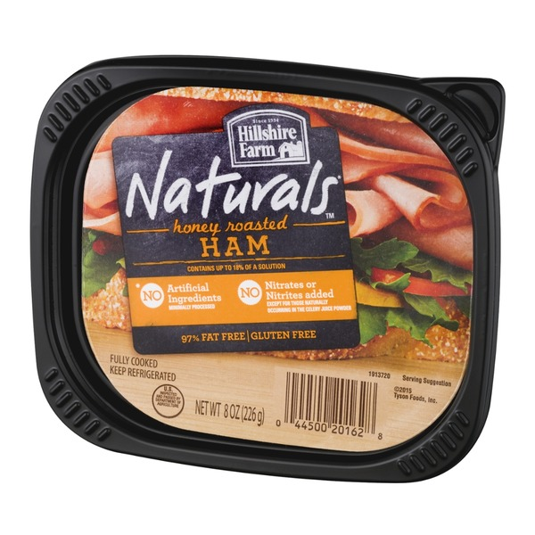 Hillshire Farm Naturals Ham Honey Roasted