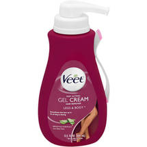 VEET Gel Cream Pump Sensitive Formula