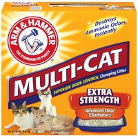 Arm & Hammer Multi-Cat Extra Strength Clumping Cat Litter