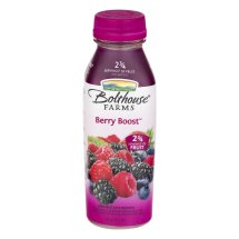Bolthouse Farms 100% Fruit Juice Smoothie Berry Boost, 11.0 FL OZ