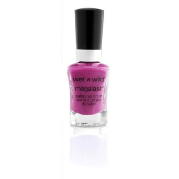 Wet n' Wild Megalast Salon Nail Color 208B Through the Grapevine