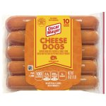 Oscar Mayer Cheese Dogs, 10 count