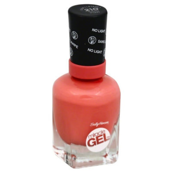 Sally Hansen Pretty Piggy 210 Miracle Gel Nail Polish