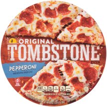 TOMBSTONE Original Pepperoni Pizza 20.6 oz.