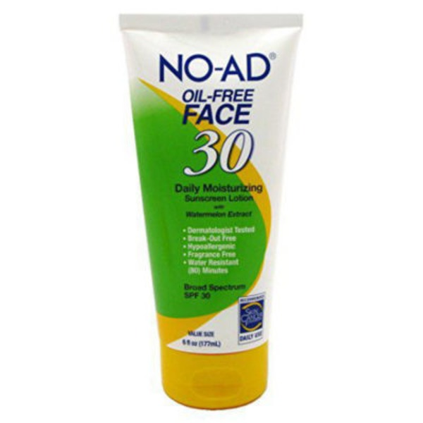 No Ad Face Lotion Spf 30
