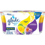 Glade 2in1 Jubilant Rose and Lavender & Peach Blossom Candle Air Freshener