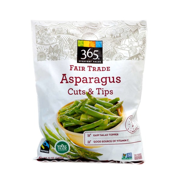 365 Asparagus Cuts And Tips