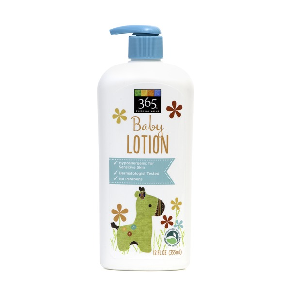 365 Baby Lotion