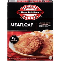 Boston Market Meatloaf Home Style Meals