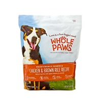 Whole Paws Chicken & Brown Rice Adult Dog Food