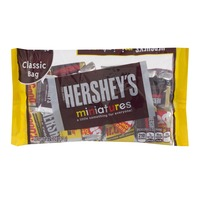 Hershey Miniatures Candy Bars