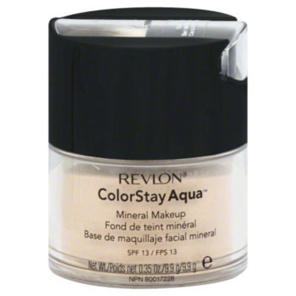 Revlon ColorStay Aqua Mineral Makeup - Light Medium 040