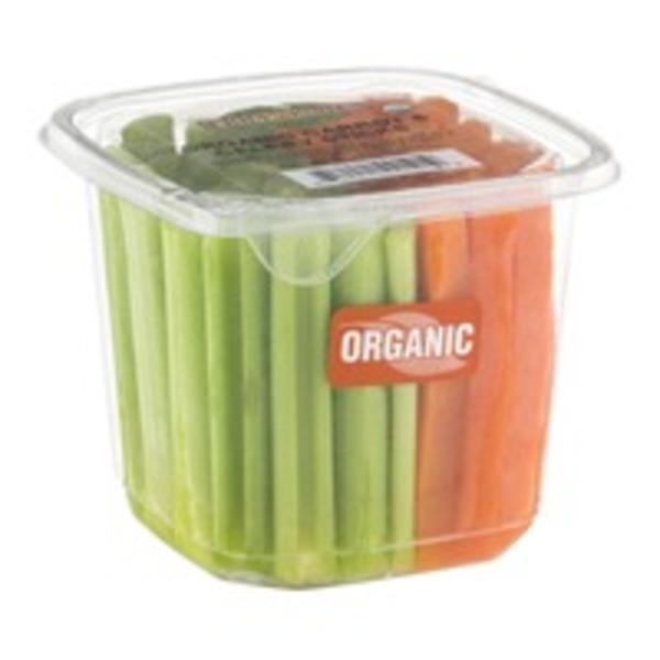 Whole Foods Market Organic Celery And Carrot Sticks