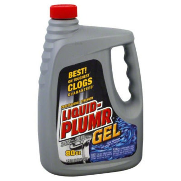 Liquid Plumer Clog Remover Full Clog Destroyer