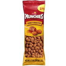 Munchies® Honey Roasted Peanuts 1.38 oz. Bag