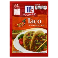 McCormick Seasoning Mix Taco Hot