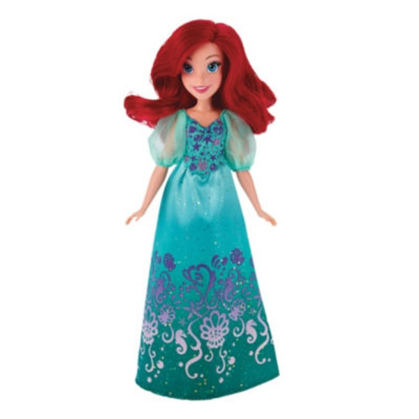 Disney Princess Classic Fashion Doll Jewel Ombre Assorted