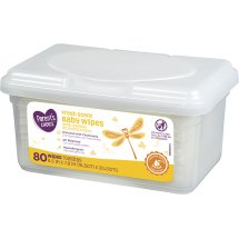 Parent's Choice Fresh Scent Baby Wipes (80 count)