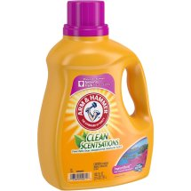 Arm & Hammer Clean Scentsations Laundry Detergent, Tropical Burst, 67 Loads