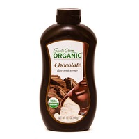 Santa Cruz Organics Chocolate Flavored Syrup