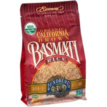 Lundberg Family Farms Organic California Brown Basmati Rice, 16 oz
