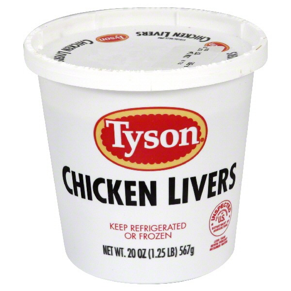 Tyson Chicken Livers