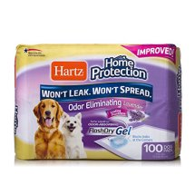 Hartz Home Pro Dog Pads, 100-Count