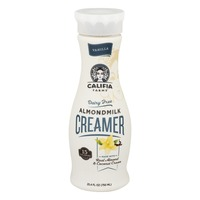 Califia Farms Dairy Free Almond Milk Creamer Vanilla