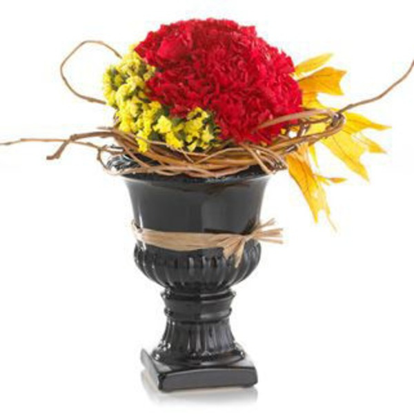 Fall Urn Arrangement Standard