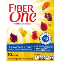 Fiber One Assorted Fruit Flavored Snacks
