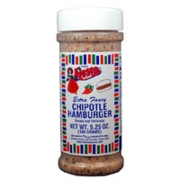 Fiesta Chipotle Hamburger Seasoning