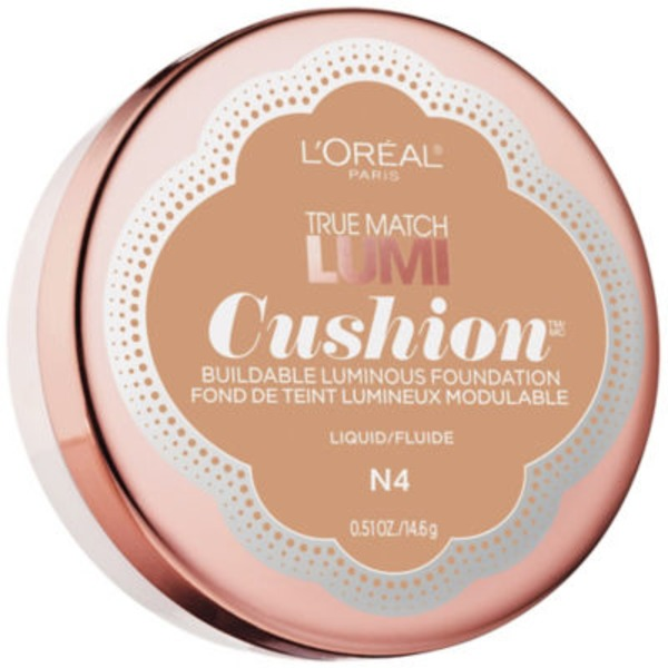 True Match Lumi Cushion N4 Buff Beige Foundation