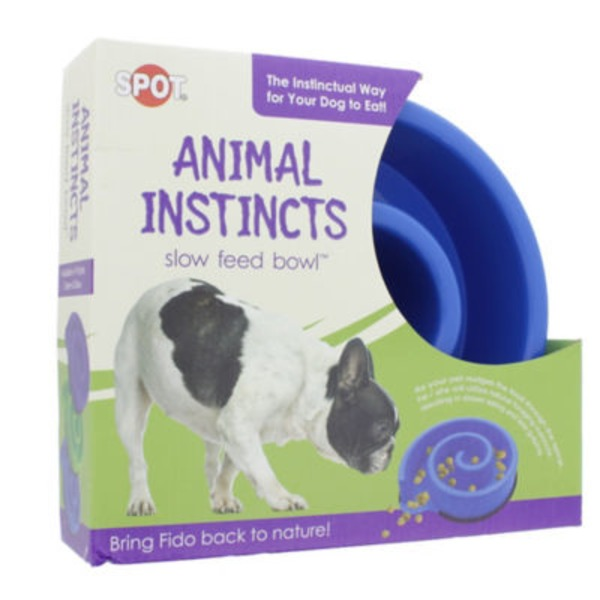 Ethical Products Animal Instincts Slow Feed Bowl
