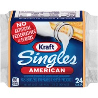 Kraft Singles American Cheese, Slices