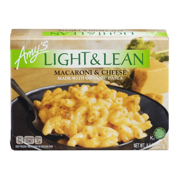 Amy's Light and Lean Macaroni and Cheese